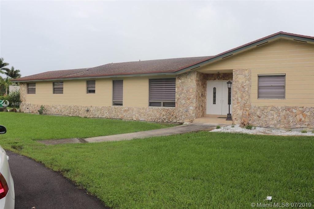 11380 SW 1st St, Plantation, FL 33325 - MLS#: A10707591