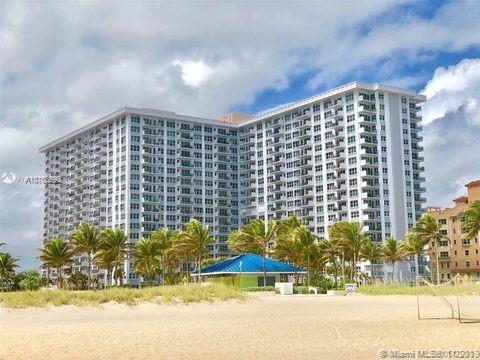 405 N Ocean Blvd #615, Pompano Beach, FL 33062 - MLS#: A10768592