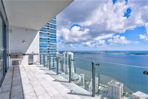 Photo of 1451 Brickell Ave #PH 5201, Miami, FL 33131 (MLS # A10949595)