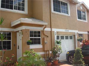 Photo of 12240 SW 50th Pl #0, Cooper City, FL 33330 (MLS # A10688598)
