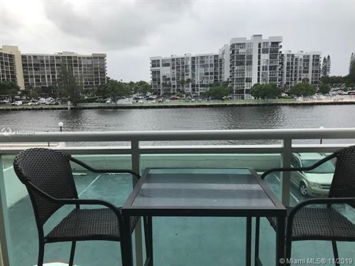 Photo of 3000 S OCEAN DR #212, Hollywood, FL 33019 (MLS # A10771601)