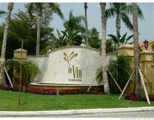 Photo of 9640 NW 2nd St #5-102, Pembroke Pines, FL 33024 (MLS # A10752608)