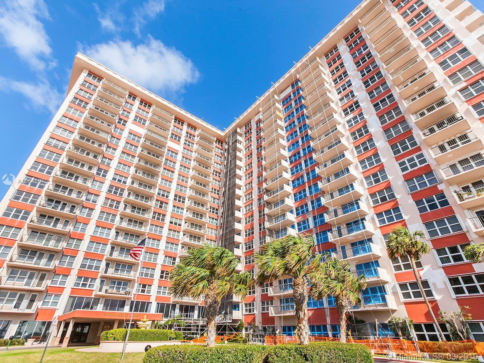 405 N Ocean Blvd #523, Pompano Beach, FL 33062 - MLS#: A10646610