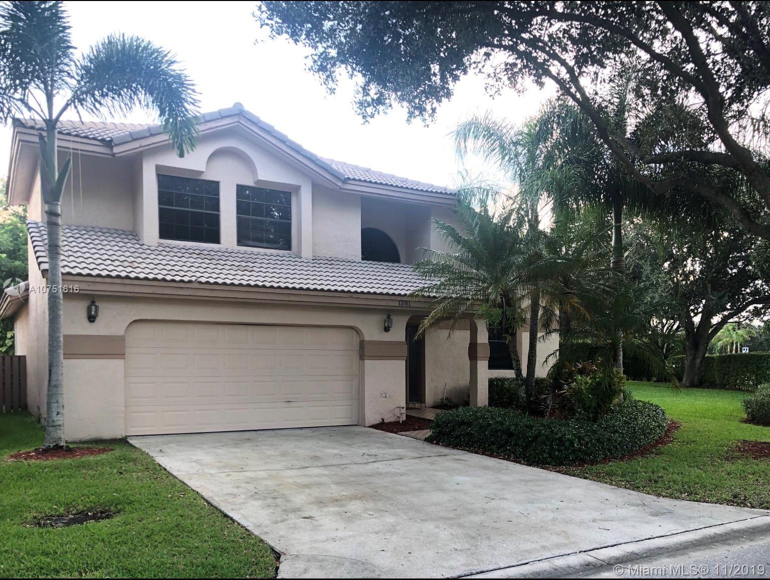 1381 NW 105th Ave, Plantation, FL 33322 - MLS#: A10751616