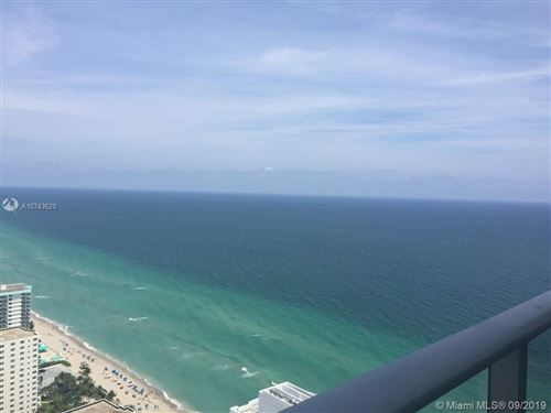 Photo of 4111 S Ocean Dr #3706, Hollywood, FL 33019 (MLS # A10743620)