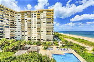 Photo of 1850 S Ocean Blvd #707, Lauderdale By The Sea, FL 33062 (MLS # A10688621)
