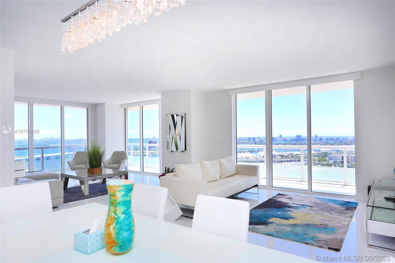 50 Biscayne Blvd #3402, Miami, FL 33132 - MLS#: A10755636