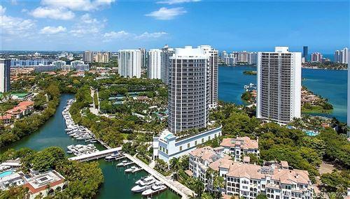 Photo of 2000 Island Blvd #1802, Aventura, FL 33160 (MLS # A10946639)