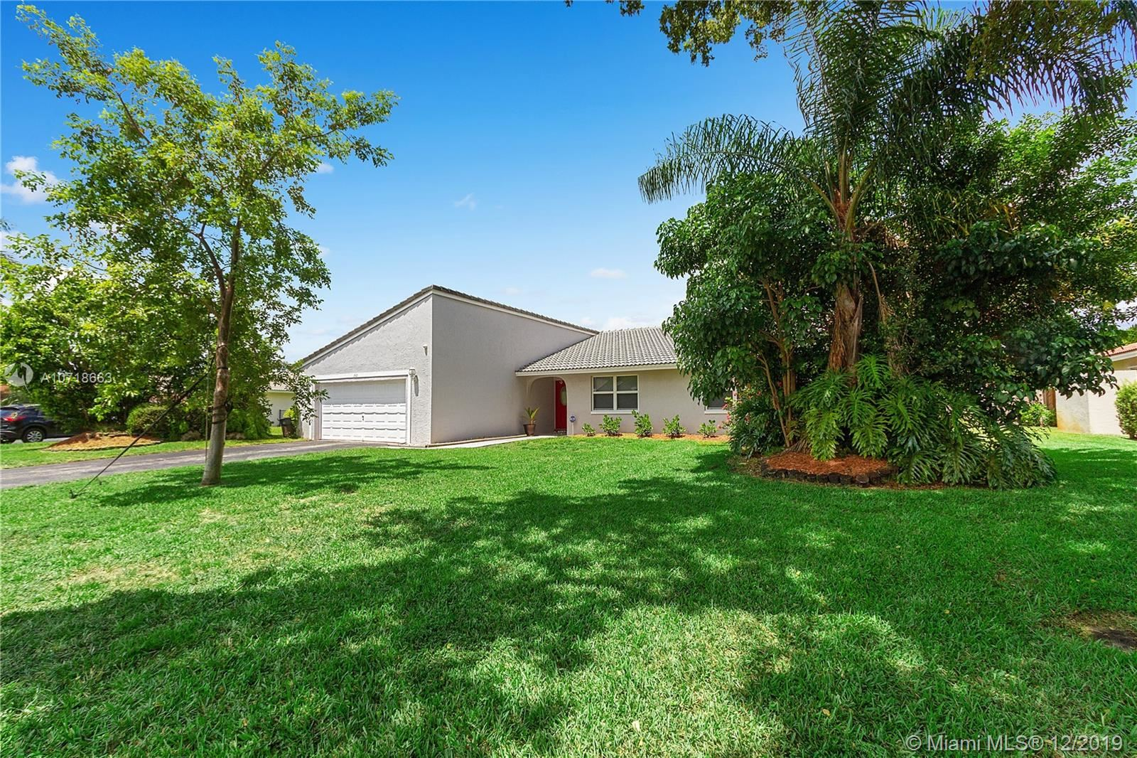 262 NW 92nd Ave, Coral Springs, FL 33071 - MLS#: A10718663