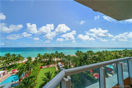 Photo of 17875 Collins Ave #701, Sunny Isles Beach, FL 33160 (MLS # A10949667)
