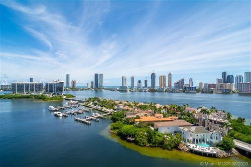 Photo of 6000 Island Blvd #1601, Aventura, FL 33160 (MLS # A10918669)