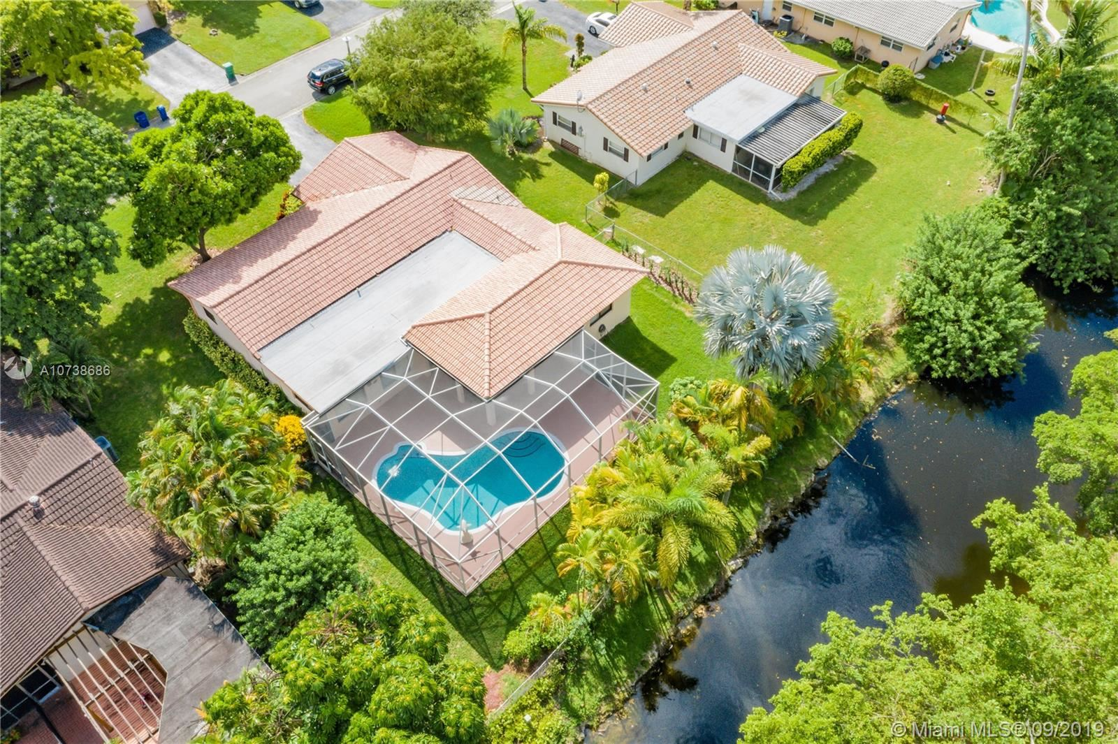 4160 NW 103rd Dr, Coral Springs, FL 33065 - MLS#: A10738686