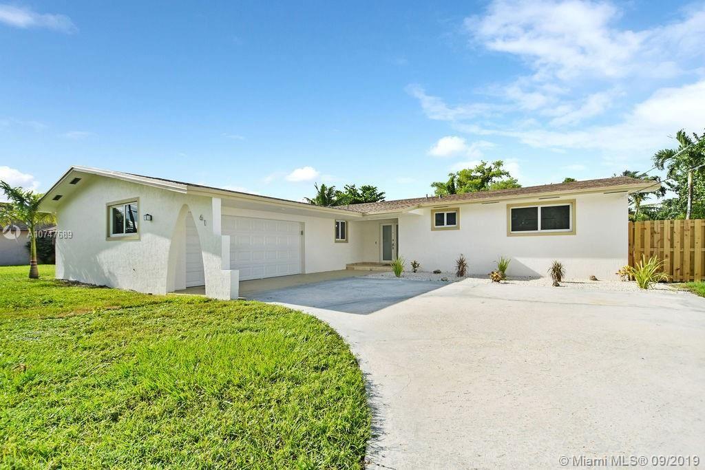 61 NE 161st St, Miami, FL 33162 - MLS#: A10747689