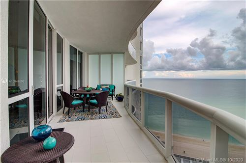 Photo of 15901 Collins Ave #1207, Sunny Isles Beach, FL 33160 (MLS # A10947692)