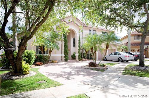 Photo of 18243 NW 15th Ln, Pembroke Pines, FL 33029 (MLS # A10768696)
