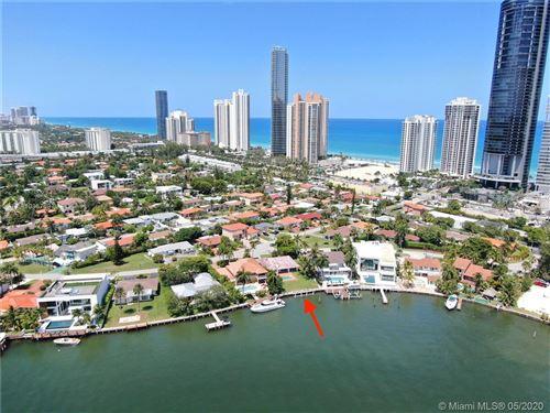 Photo of 18550 N Bay Rd, Sunny Isles Beach, FL 33160 (MLS # A10857697)