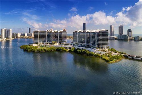Photo of 5000 Island Estates Dr #708, Aventura, FL 33160 (MLS # A10968703)