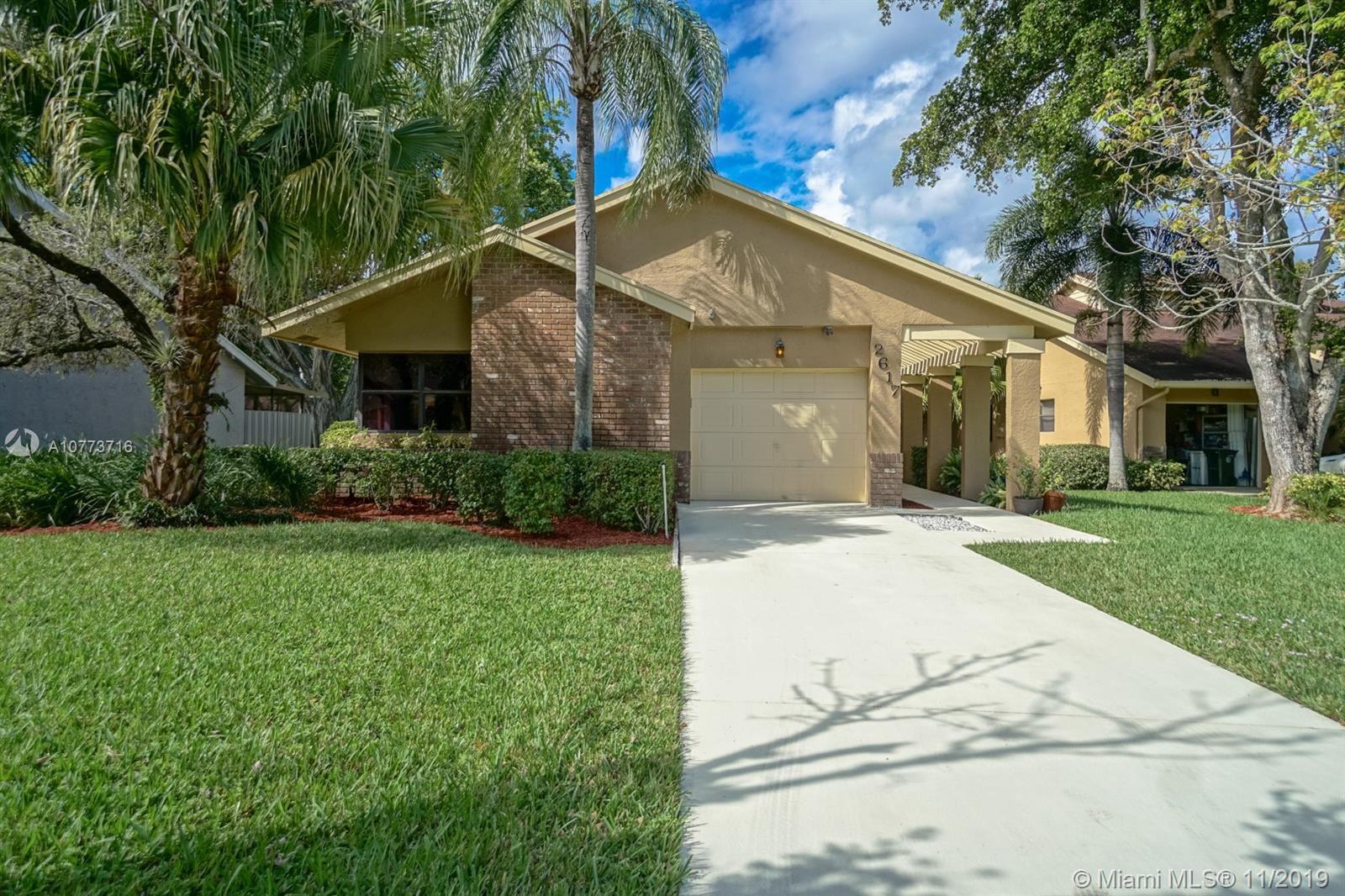 2617 Aloe Avenue, Coconut Creek, FL 33063 - MLS#: A10773716