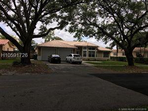 Photo of 8971 SW 52nd St, Cooper City, FL 33328 (MLS # H10591726)
