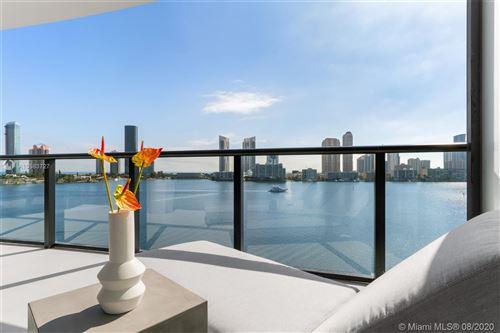 Photo of 5000 Island Estates Dr #605, Aventura, FL 33160 (MLS # A10583727)