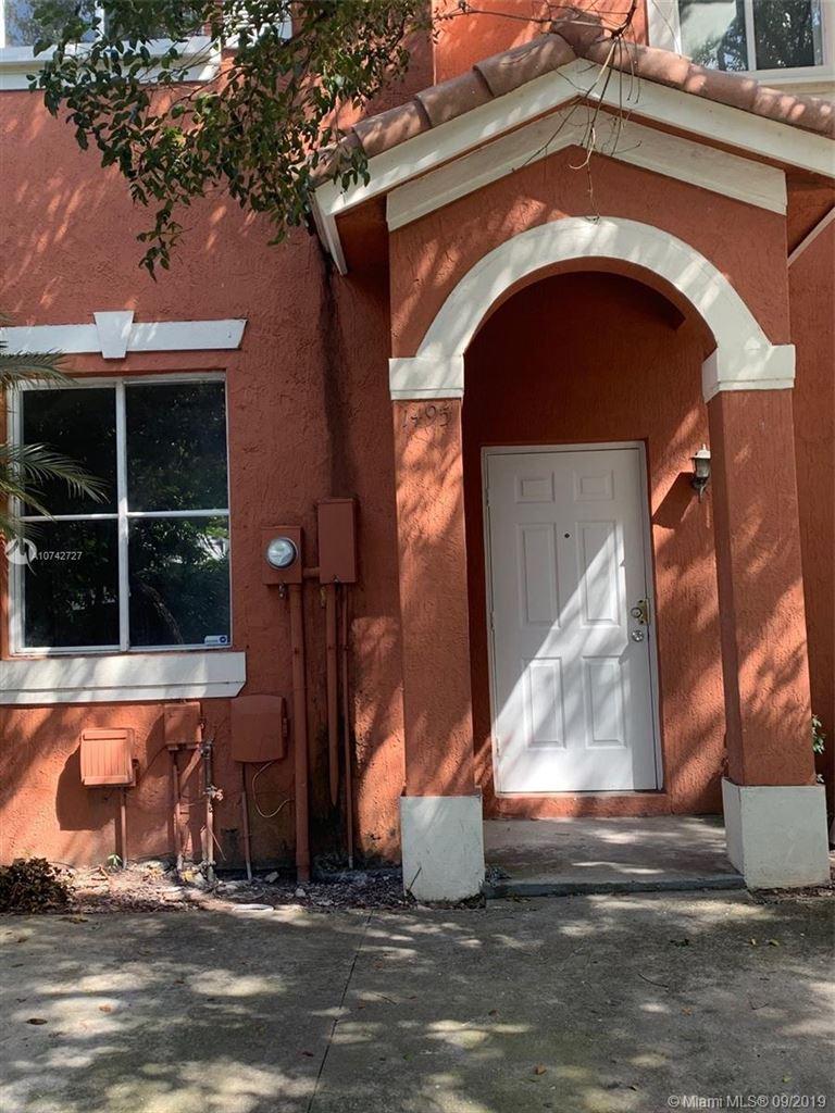 1495 SW 1st St #1495, Homestead, FL 33030 - MLS#: A10742727