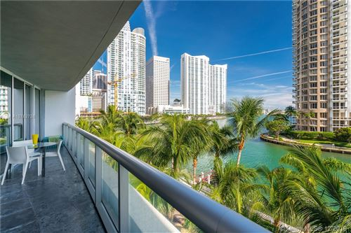 Photo of 465 Brickell Ave #418, Miami, FL 33131 (MLS # A10782728)