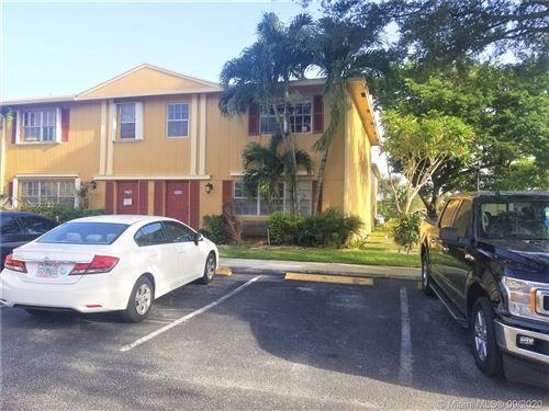 Photo of 8070 SW 18th Ct #4-9, Davie, FL 33324 (MLS # A10900732)