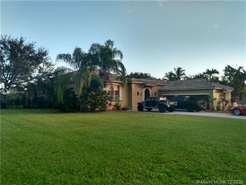 Photo of 14101 SW 33rd Ct, Davie, FL 33330 (MLS # A10974738)