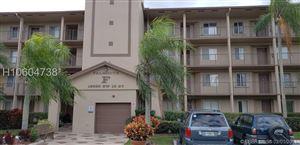 Photo of 12650 SW 15th St #413F, Pembroke Pines, FL 33027 (MLS # H10604738)