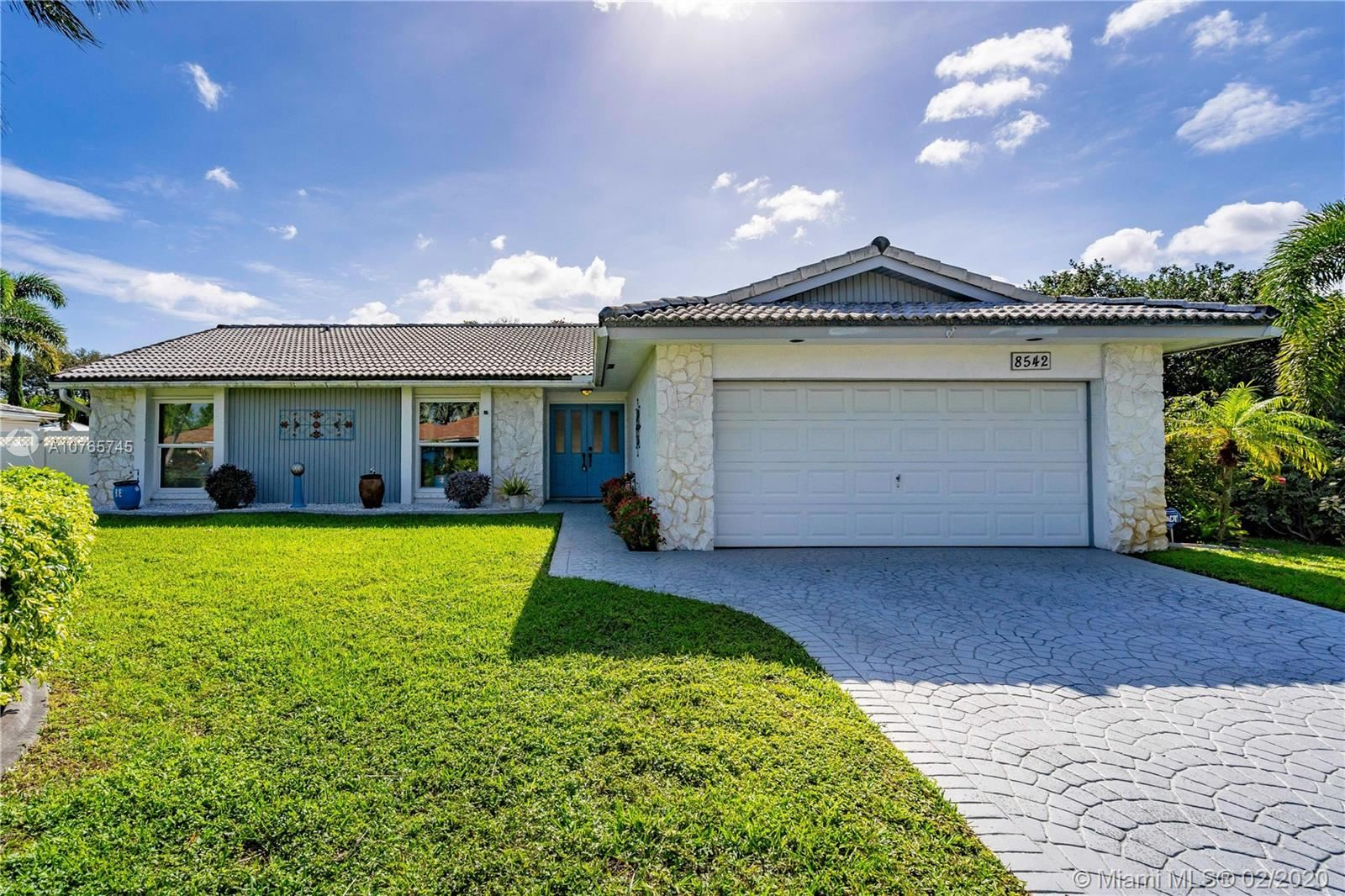 8542 NW 7th St, Coral Springs, FL 33071 - MLS#: A10765745