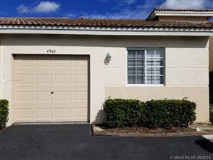 Photo of 4960 SW 32nd Ave #4960, Dania Beach, FL 33312 (MLS # A10735747)