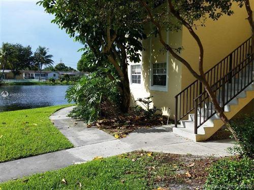 Photo of 1851 NW 96th Ter #6A, Pembroke Pines, FL 33024 (MLS # A10975750)