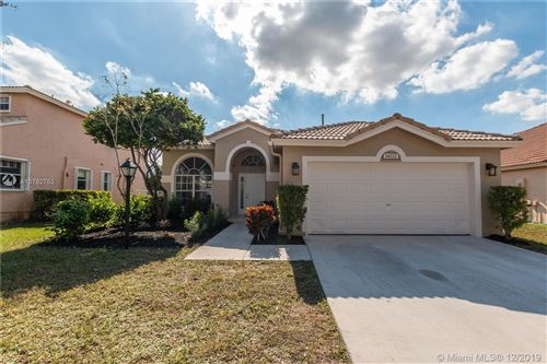 Photo of 14222 NW 23rd St, Pembroke Pines, FL 33028 (MLS # A10782752)