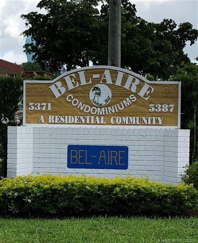Photo of 5373 SW 40th Ave #202, Dania Beach, FL 33314 (MLS # A10974754)