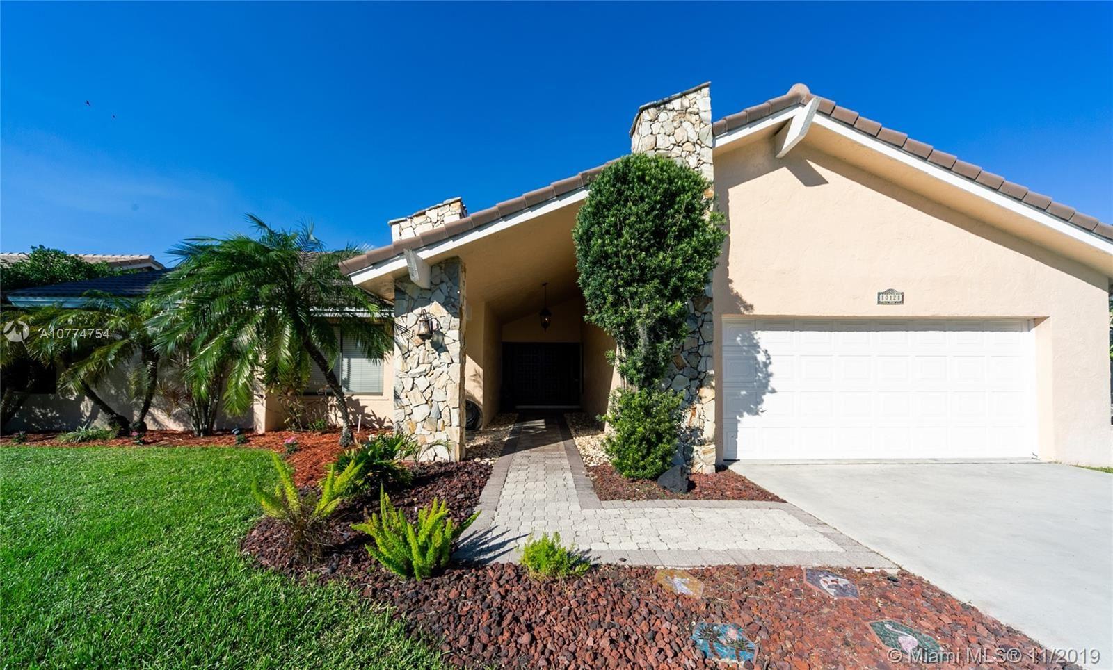 10121 NW 13th St, Plantation, FL 33322 - MLS#: A10774754