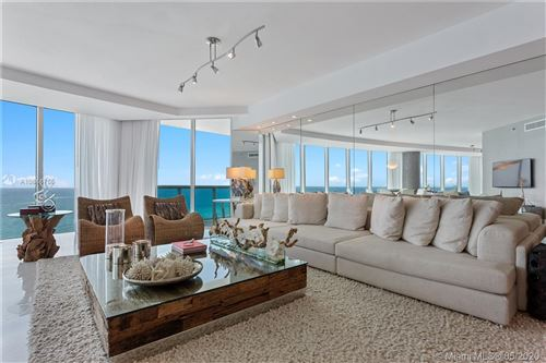 Photo of 2711 S Ocean Dr #2705, Hollywood, FL 33019 (MLS # A10865755)