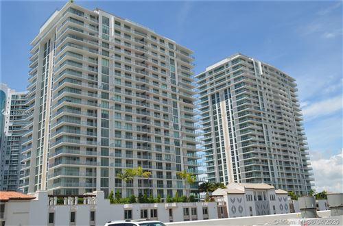 Photo of 300 Sunny Isles Blvd #2502, Sunny Isles Beach, FL 33160 (MLS # A10740763)