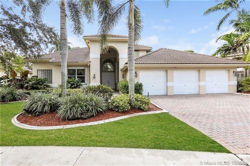 Photo of 15650 SW 12th St, Pembroke Pines, FL 33027 (MLS # A10754763)