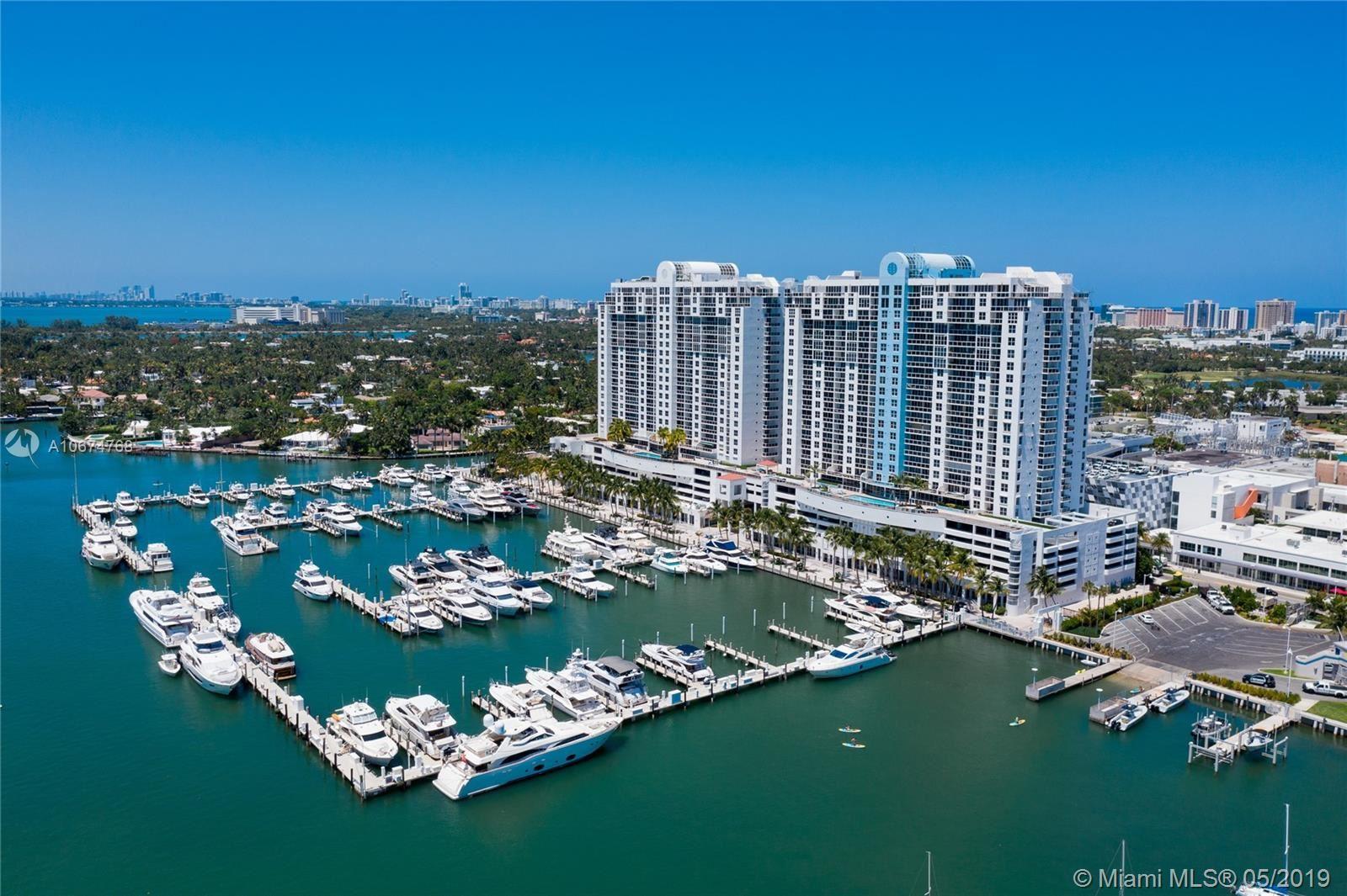 1800 Sunset Harbour Dr #1208, Miami Beach, FL 33139 - #: A10674768
