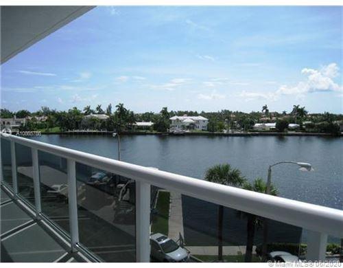 Photo of 20515 E Country Club Dr #446, Aventura, FL 33180 (MLS # A10865786)