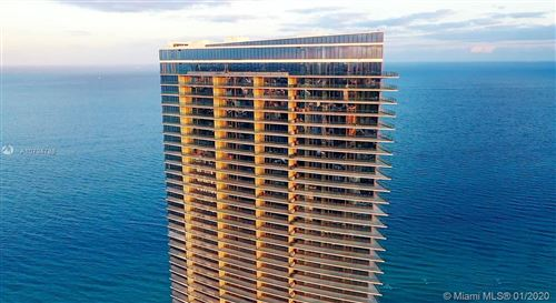 Photo of 18975 Collins Ave #4202, Sunny Isles Beach, FL 33160 (MLS # A10794788)