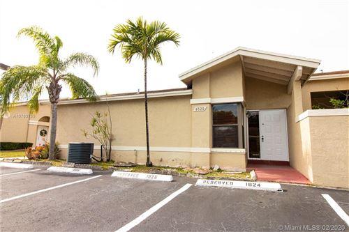 Photo of 6520 SW 152nd Pl #18-20, Miami, FL 33193 (MLS # A10783789)