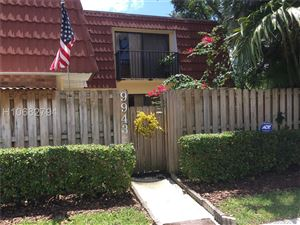 Photo of 9943 NW 6th Ct #9943, Plantation, FL 33324 (MLS # H10682794)