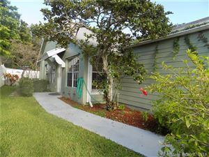 Photo of 940 SW 111th Way #940, Davie, FL 33324 (MLS # A10708795)
