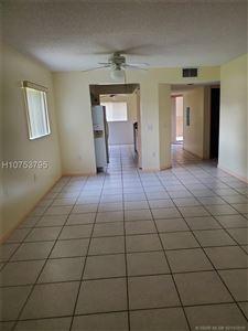 Photo of 12750 SW 15th St #112D, Pembroke Pines, FL 33027 (MLS # H10753795)