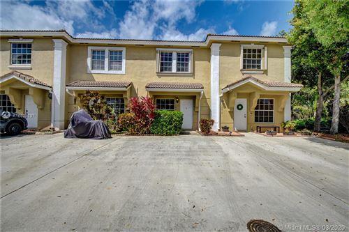 Photo of 12219 SW 7th St, Pembroke Pines, FL 33025 (MLS # A10821797)