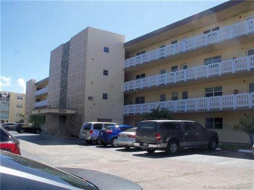 Photo of 1024 SE 3rd Ave #405, Dania Beach, FL 33004 (MLS # A10857801)