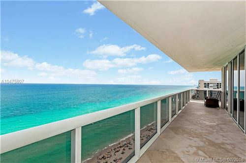 Photo of 1830 S OCEAN DR #2102, Hallandale, FL 33009 (MLS # A10475807)