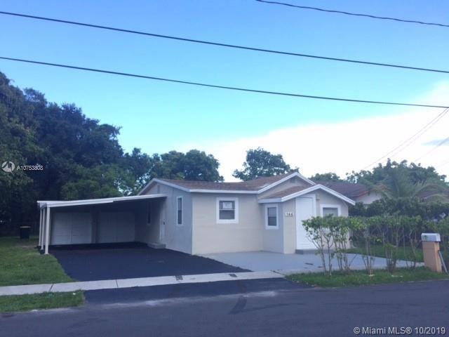 144 NW 7th Ave, Dania, FL 33004 - MLS#: A10753808