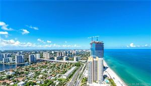 Photo of 18555 Collins Ave #5004, Sunny Isles Beach, FL 33160 (MLS # A10673817)